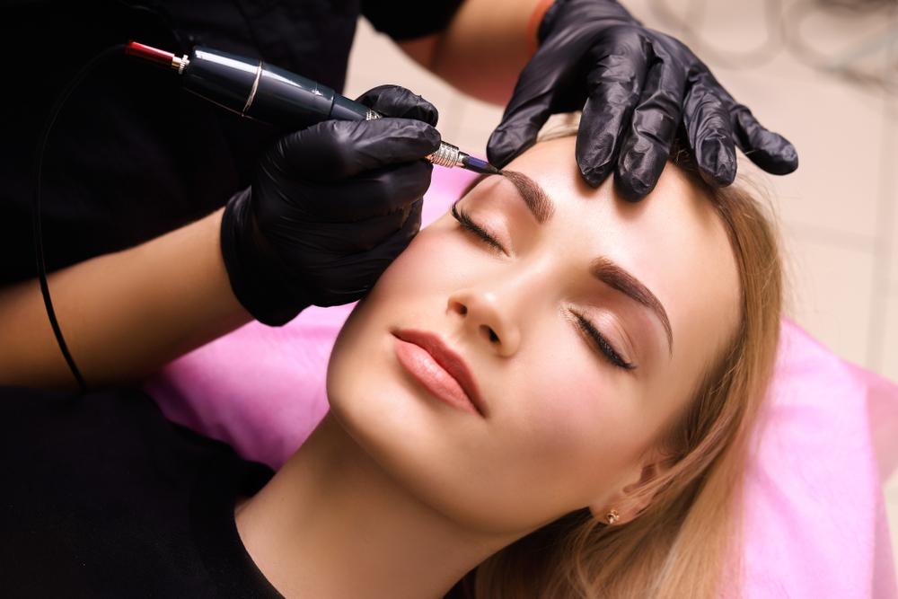 Microblading Permanent Cosmetics Micro